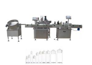 304 roostevabast terasest elektrooniline vedeliku täitmise masin