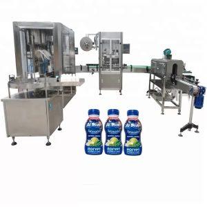 6 pea düüsi kastme pudeli täitmise masin