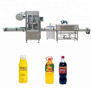 Automaatne pudelihülsi kahanemismasin