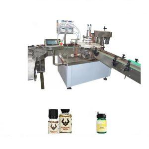 Keemiliste eeterlike õlide täitmise masin