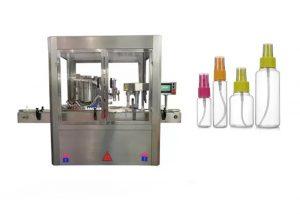 Täisautomaatne parfüümitäitmise masinavärvi puutetundlik ekraan