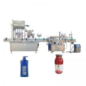 Farmaatsias kasutatav kiire meega täitmise masin