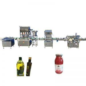 PLC Control Essential Oil täitmise masin