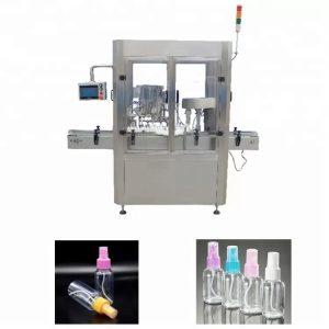 PLC juhtsüsteemi parfüümide täitmise masin