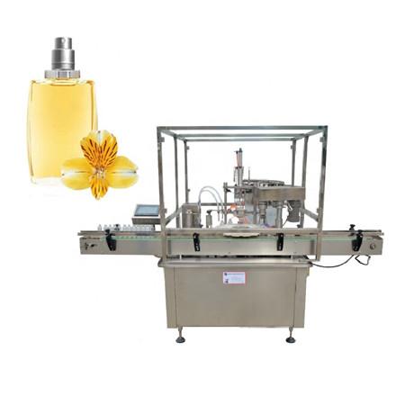 Parfüümide täitmise masin