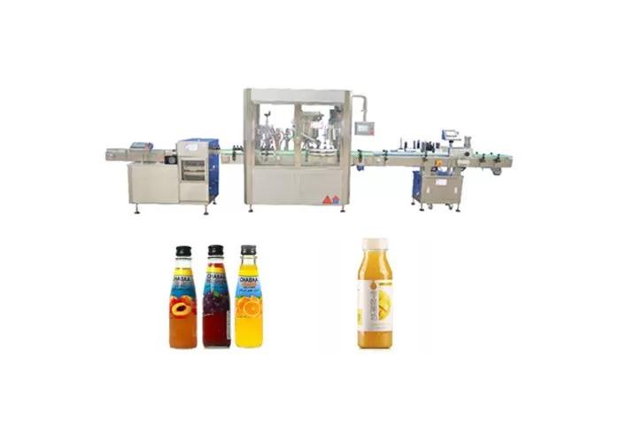 Kolbpumba automaatne vedeliku täitmise masin