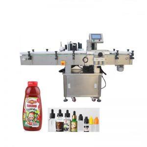 Ümmarguste toodete pakendamise ja märgistamise masin